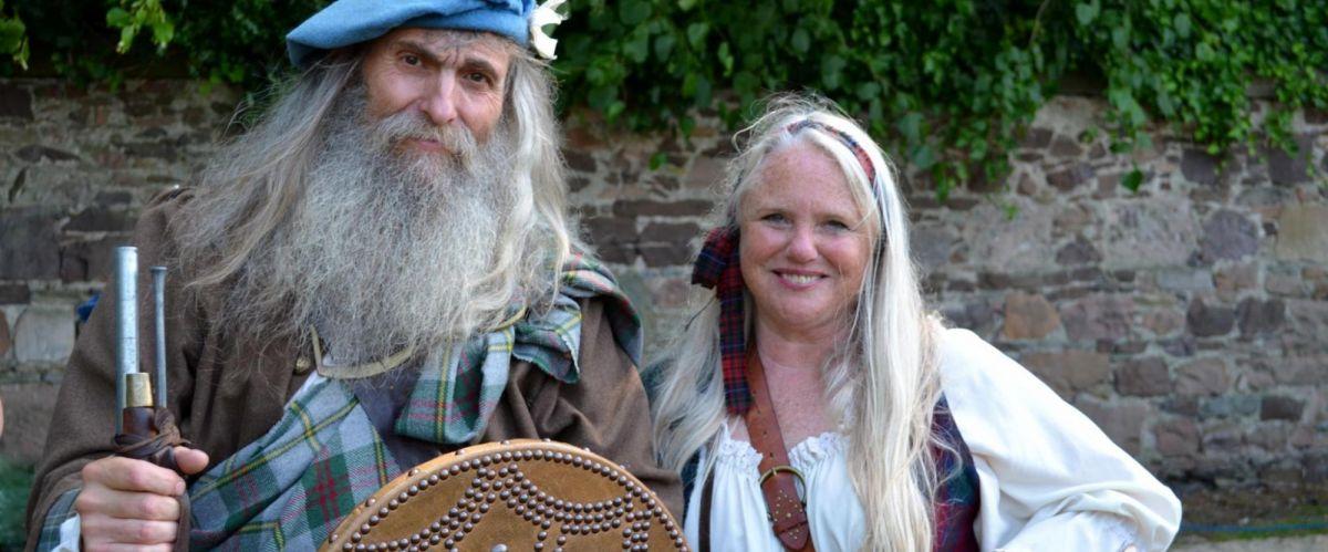 Schottland Highland people (c) Pixabay