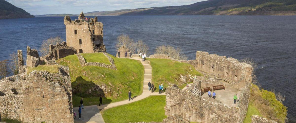 Schottland Loch Ness Urquhart Castle 3 (c) Visit Scotland_ Kenny Lam