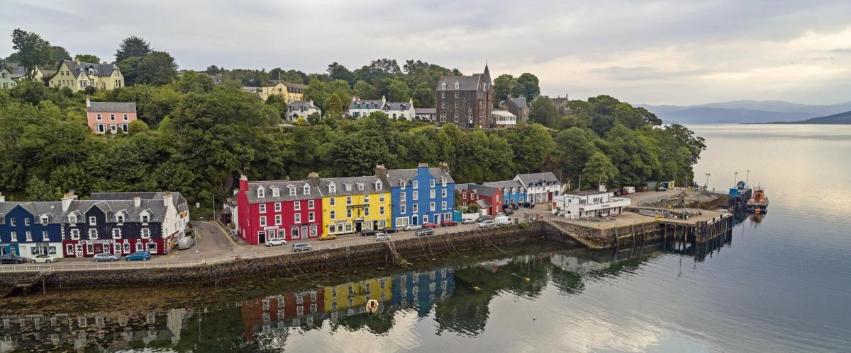 Schottland Mull Tobermory (c) Visit Scotland_ John Duncan