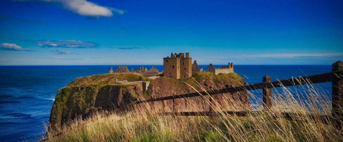 Schottland_Dunnottar Castle (c) Pixabay