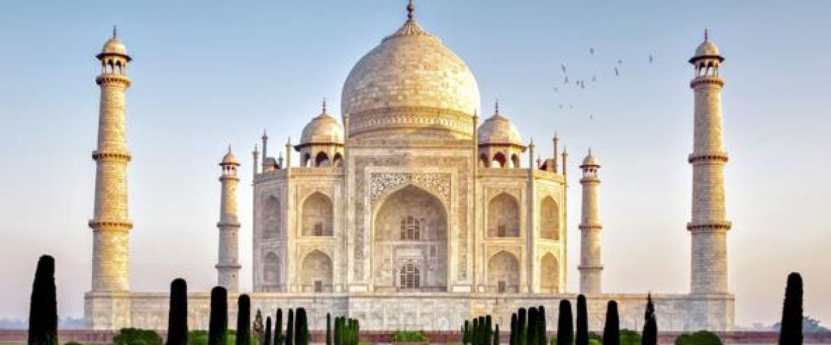 Taj Mahal(c)marco-polo-reisen