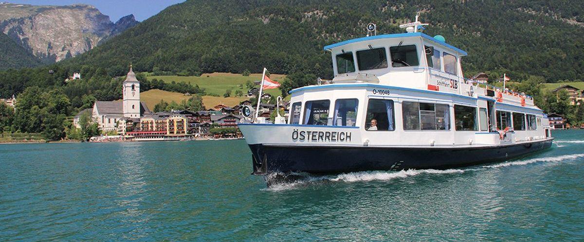 WolfgangseeSchifffahrt ©Wolfgangseeschifffahrt