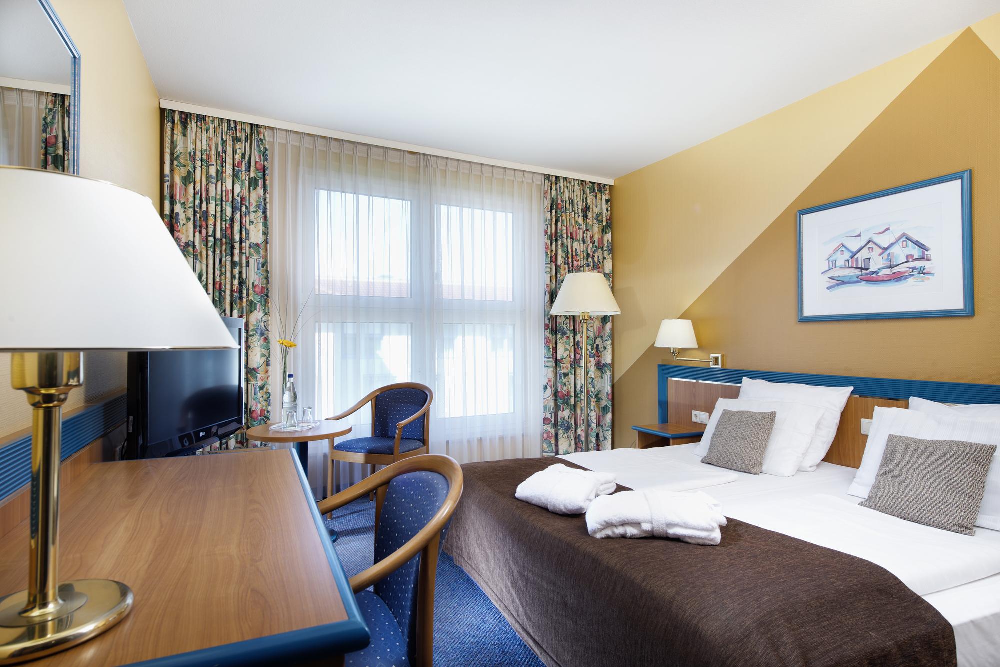 Wyndham Garden Wismar Doppelzimmer © GCH Hotel Group