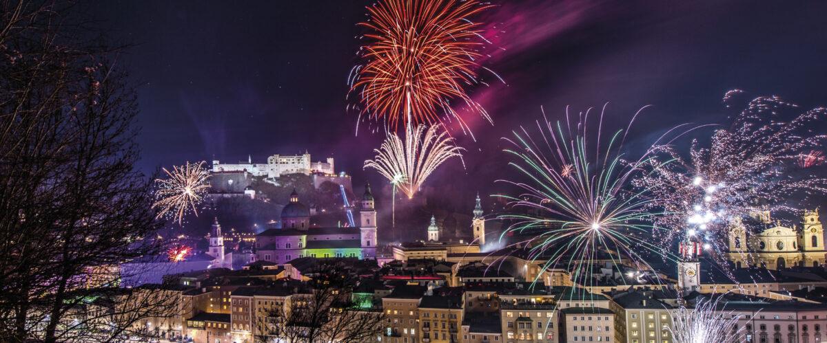 Salzburg Silvester Feuerwerk(c)AKE-Eisenbahntouristik
