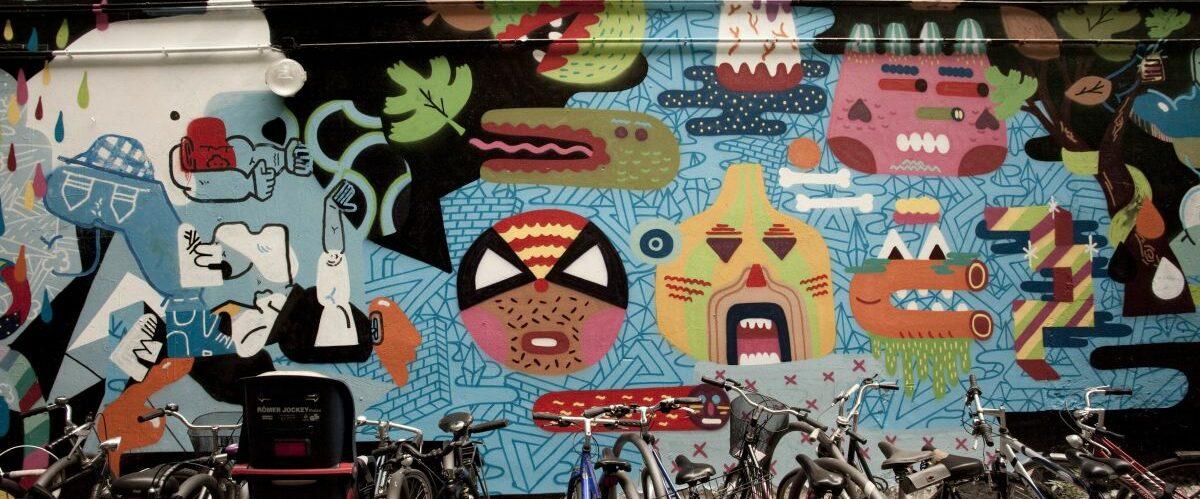 Berlin Street Art Hinterhöfe (c)visitBerlin_Günter Steffen