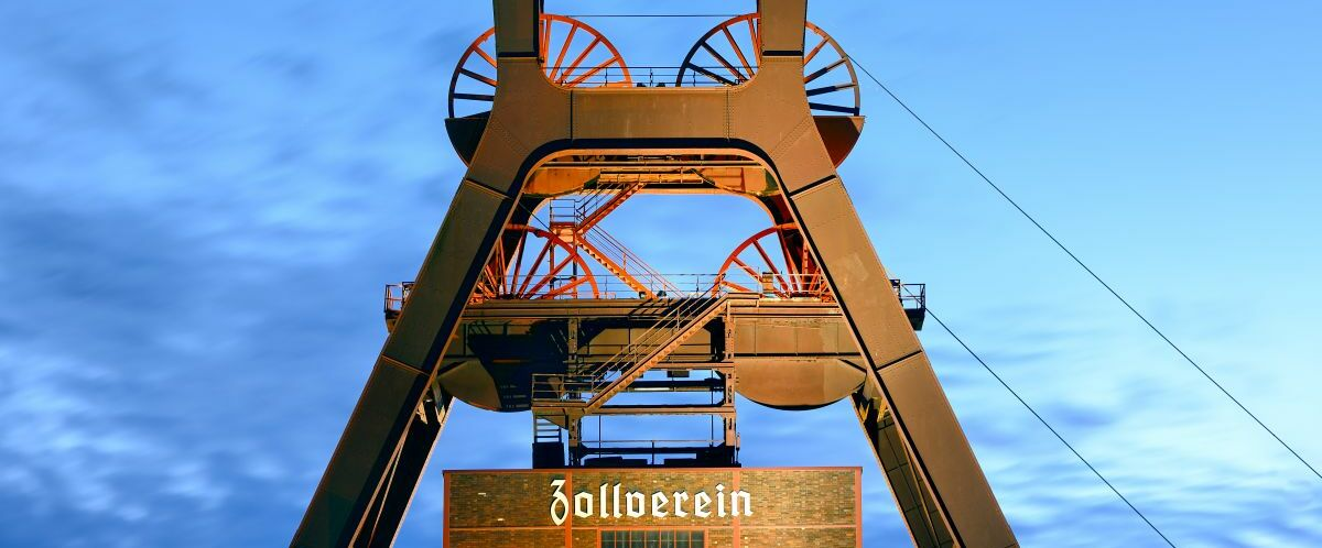 Essen_Zeche Zollverein (c) DZT Francesco Carovillano