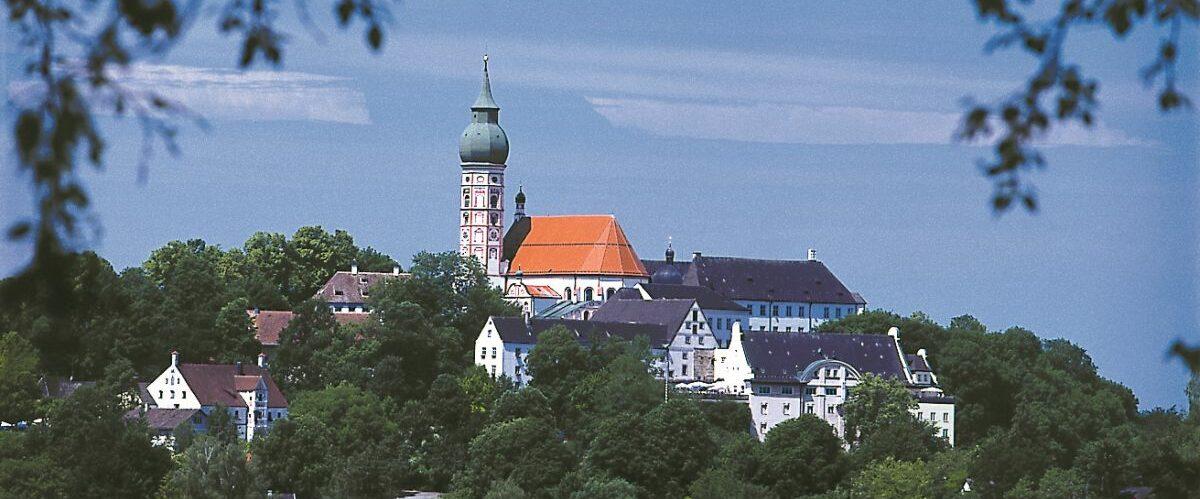 Kloster Andechs (c) Pressestelle Kloster Andechs