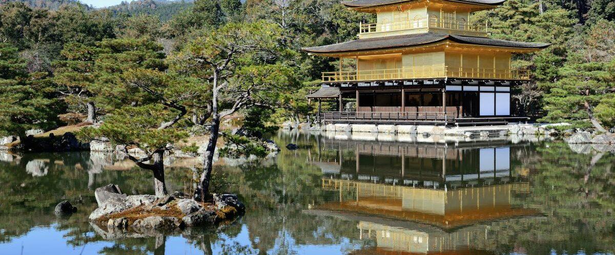 Kyoto Goldener Pavillon (c) Fotolia num_skyman