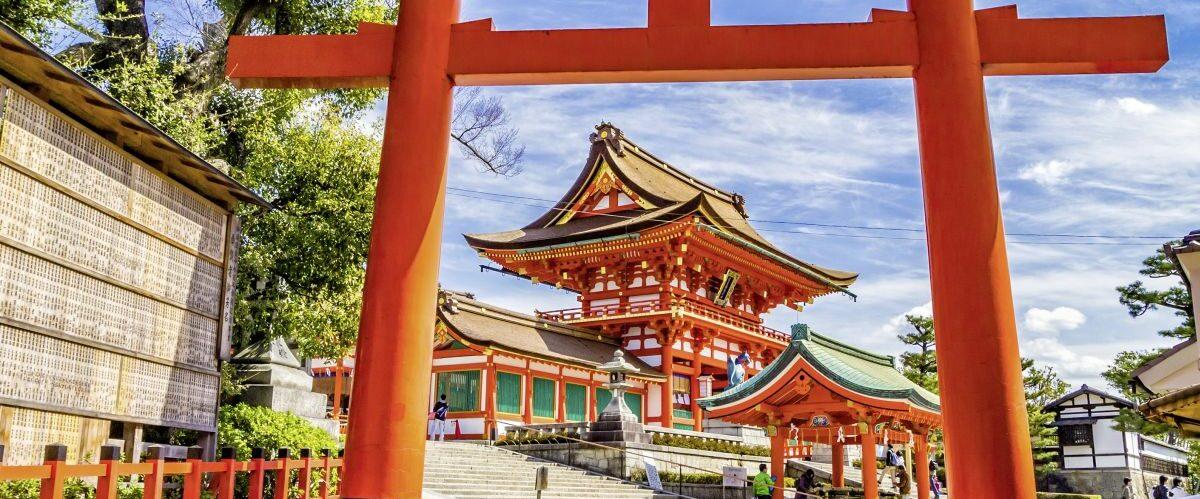 Kyotoa Fushimi Inara Shrine (c) Shutterstock Takashi Images