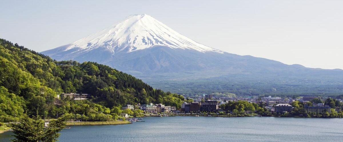 Mount Fuji (c) Shutterstock_therealfgg