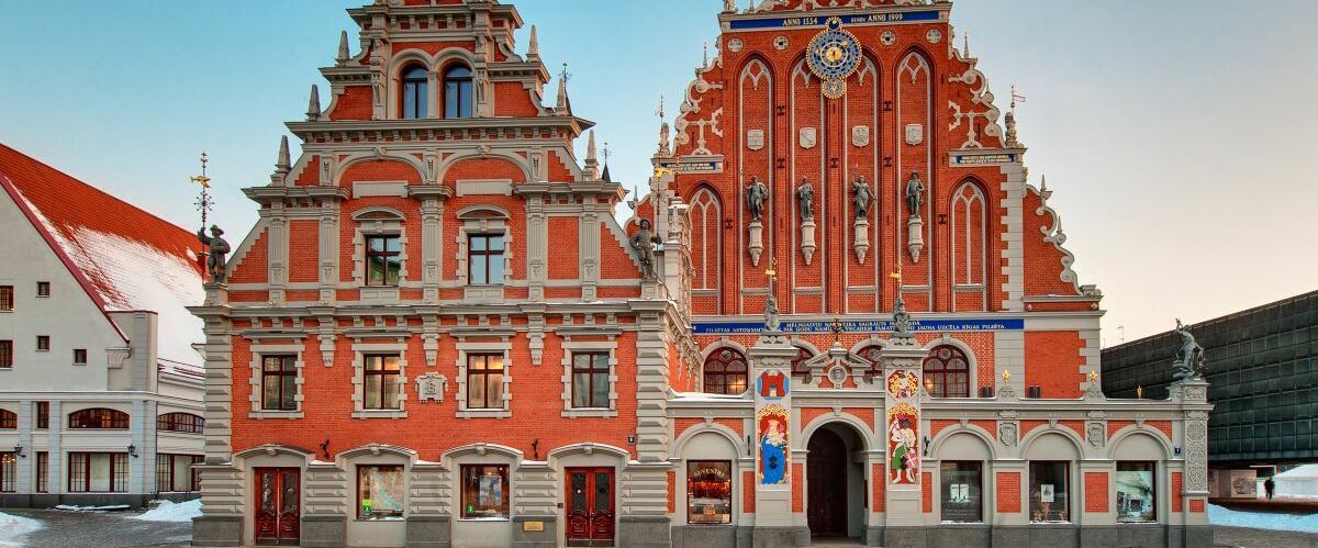 Riga Black Houses Schwarzkopf (c) latvia.travel