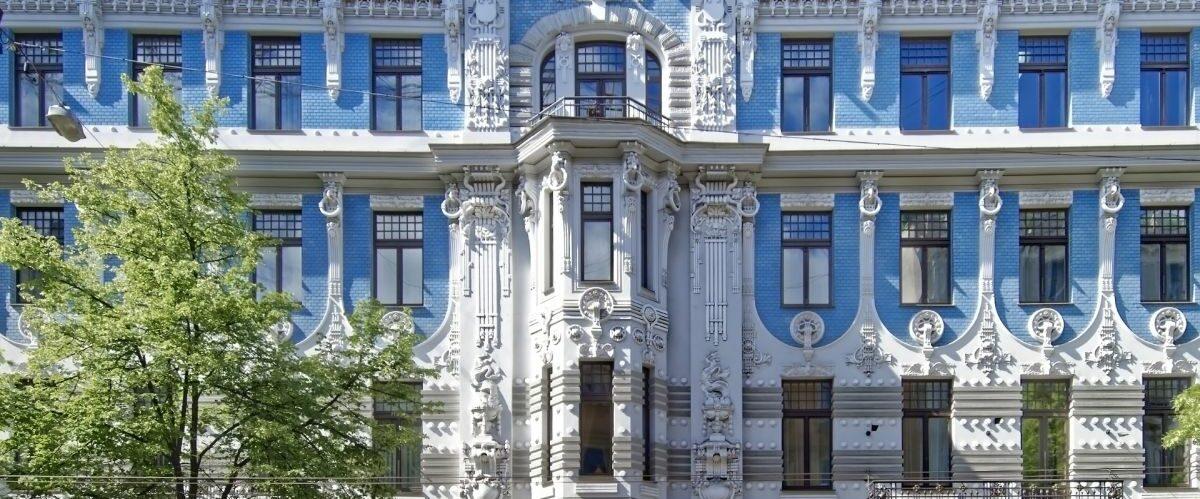 Riga_Jugendstilviertel_(c)pixabay