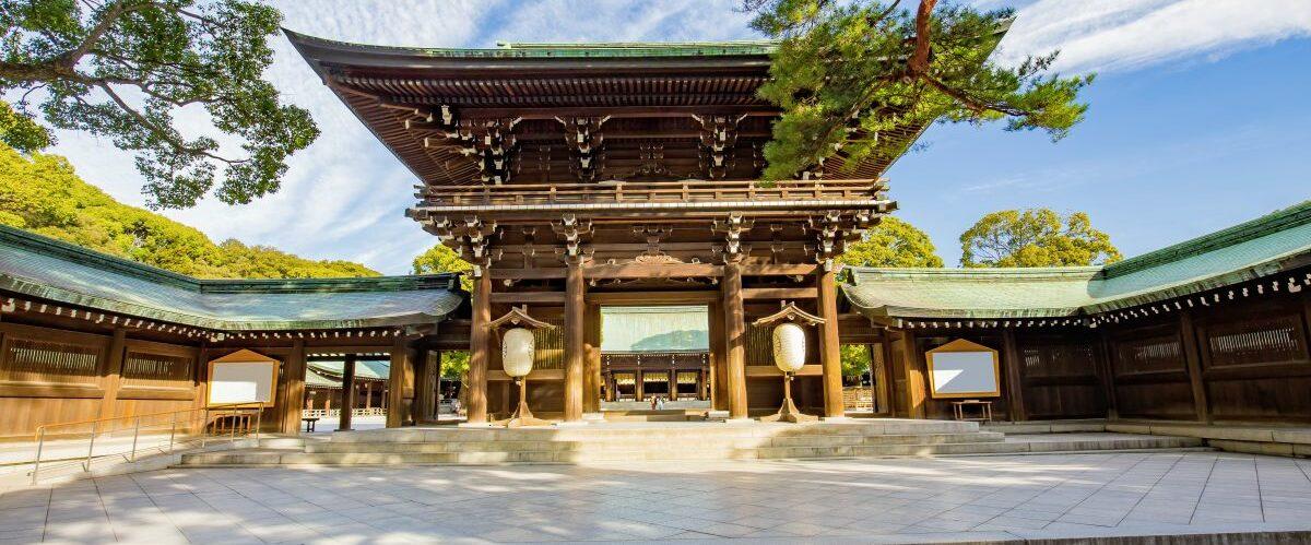 Tokio Meiji Shrein (c) shutterstock Nattee Chalermtiragool