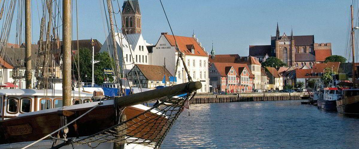 Wismar (c) TZW Hansestadt Wismar online