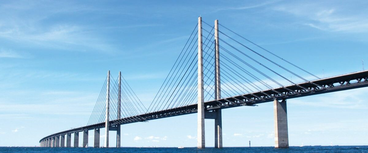 resund Brcke - Verbindung zwischen Dnemark und Schweden