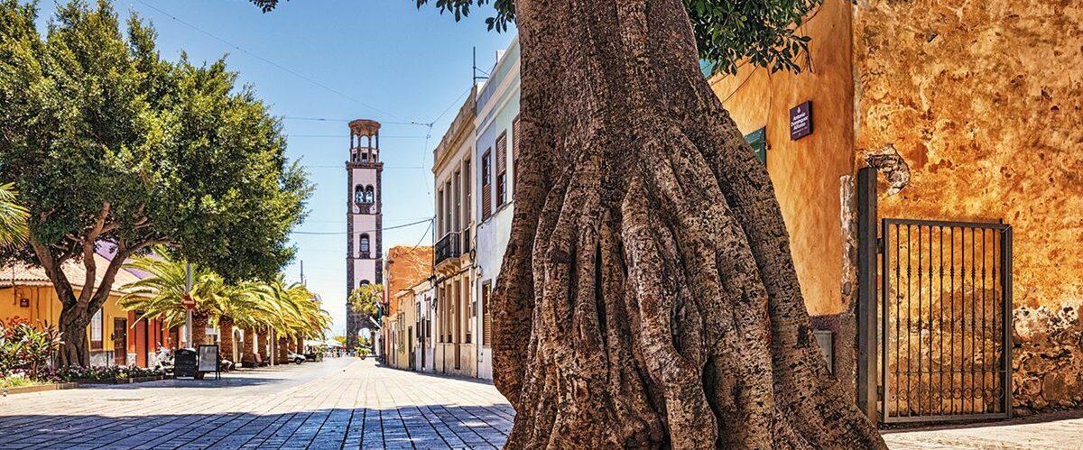 Tenerife, Sta. Cruz, Calle Antonio Dominguez Alfonso