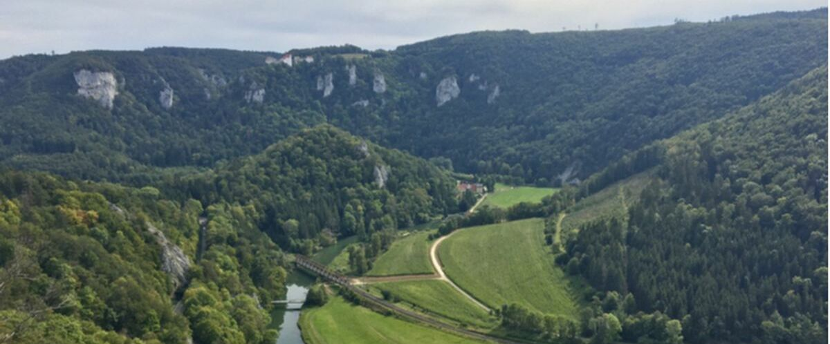 Tuttlingen Landschaft © ira008_Shutterstock.com