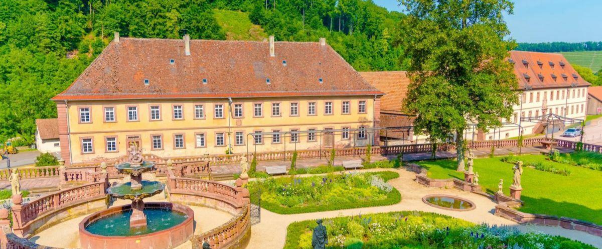 Kloster Bronnbach (c) TLT Thomas Weller