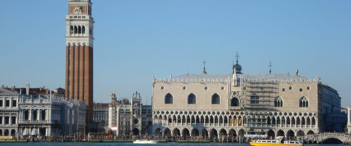 Venedig_San-Marco-Campanile-Dogenpalast_-claudia-anderl-