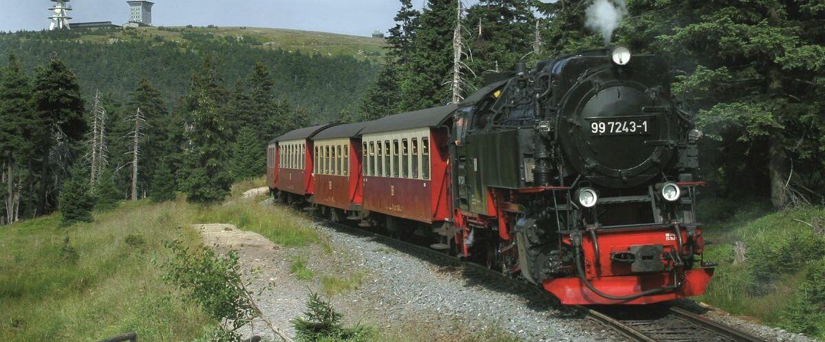 HSB Marketing Harzer Schmalspurbahn