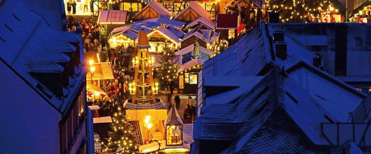 Weihnachtsmarkt Buchholz (c) LianeM-shutterstock.com2013